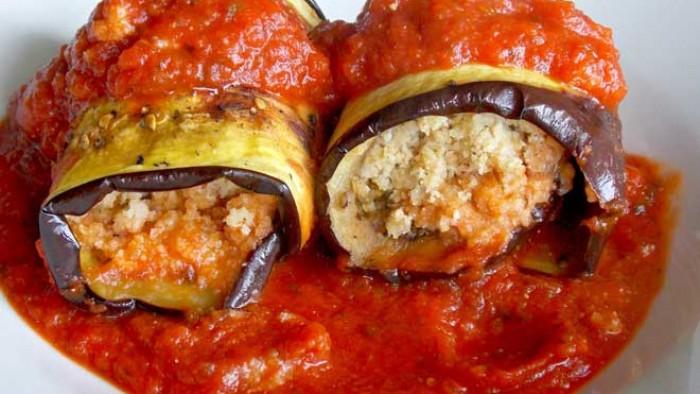 Ricetta Involtini Di Melanzane Tipica Della Cucina Siciliana